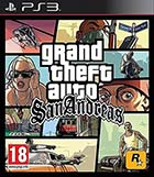 GTA (Grand Theft Auto) - San Andreas - PS3