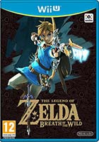 The legend of Zelda - Breath of the Wild - Wii U
