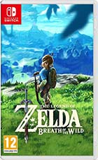 The Legend of Zelda - Breath of the Wild - Switch