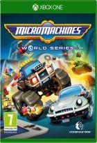 Micro Machines - World Series- Xbox One