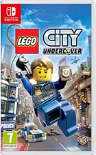 Lego City - Undercover - Switch