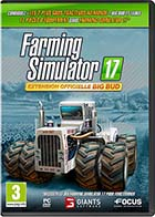 Farming simulator 2017 - Extension officielle big bud