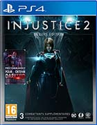 Injustice 2 - Édition deluxe - PS4