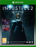Injustice 2 - Édition deluxe - XBox One