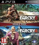 Far Cry 3 + Far Cry 4 - PS3
