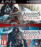 Assassin's Creed IV - Black Flag + Rogue - PS3