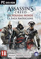 Assassin's Creed American Saga - Black flag + Assassin's Creed III + Liberation HD