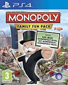 Monopoly - Family fun pack - PS4