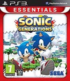 Sonic Generations - Essentials - PS3