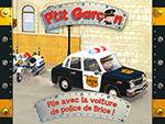 Voiture de police de Brice (La)