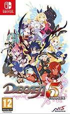 Disgaea 5 - Complete - Switch