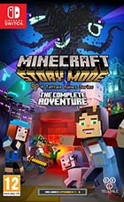 Minecraft - Story Mode - The complete adventure - Switch