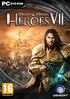 jaquette CD-rom Heroes of might & magic VII