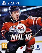 jaquette CD-rom NHL 18 - PS4