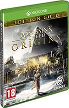 Assassin's Creed - Origins - Edition gold - XBox One