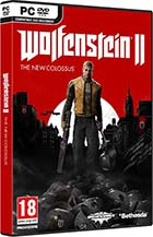 Wolfenstein II - The new colossus - A COMPLETER