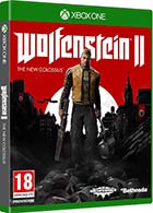 Wolfenstein II - The new colossus - XBox One - A COMPLETER