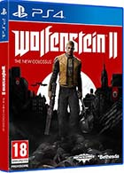 Wolfenstein II - The new colossus - PS4 - A COMPLETER