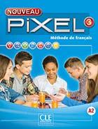 Nouveau Pixel 3, A2 (Le) - Méthode de français + Cahier d'activités