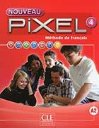 Nouveau Pixel 4, A2 (Le) - Méthode de français + Cahier d'activités