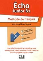 Écho Junior B1 - Version numérique