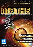 Archimède excellium - Maths 2018