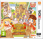 Story of seasons - Trio of Towns - 3DS