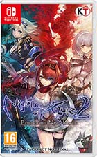 Nights of Azure 2 - Bride of the New Moon - Switch