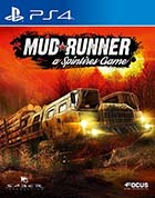 Spintires - MudRunner - PS4