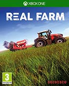 jaquette CD-rom Real Farm - XBox One