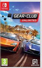 Gear club unlimited - Switch