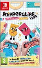 Snipperclips - Les deux font la paire