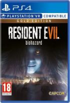 Resident Evil 7 - Biohazard - Edition gold - (compatible VR) - PS4