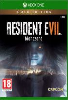 Resident Evil 7 - Biohazard - Edition gold - (compatible VR) - XBox One