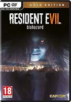 Resident Evil 7 - Biohazard - Edition gold