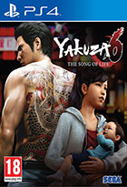 Yakuza 6 The song of life - PS4 d-one