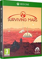 jaquette CD-rom Surviving Mars - XBox One