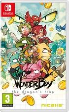 Wonder boy - The dragon's trap - Switch