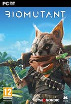 jaquette CD-rom Biomutant
