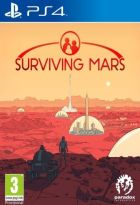 jaquette CD-rom Surviving Mars - PS4