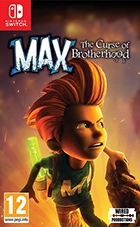 Max - The curse of brotherhood - Switch