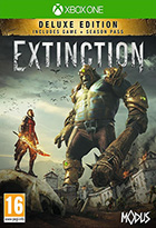 Extinction Deluxe edition - Xbox One (+ season pass Days of Dolorum)