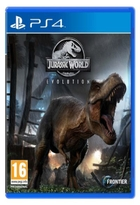 jaquette CD-rom Jurassic World Evolution - PS4