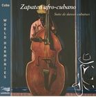 jaquette CD-rom Zapateo afro-cubano