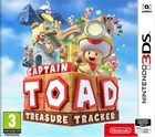 jaquette CD-rom Captain Toad - Treasure Tracker