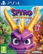 jaquette CD-rom Spyro Reignited Trilogy