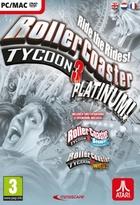 Rollercoaster Tycoon 3 Platinium