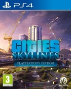 jaquette CD-rom Cities Skylines