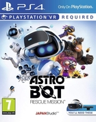 jaquette CD-rom Astro Bot Rescue Mission - Playstation VR required