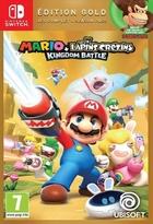 Mario + The Lapins crétins - Kingdom battle - Edition Gold